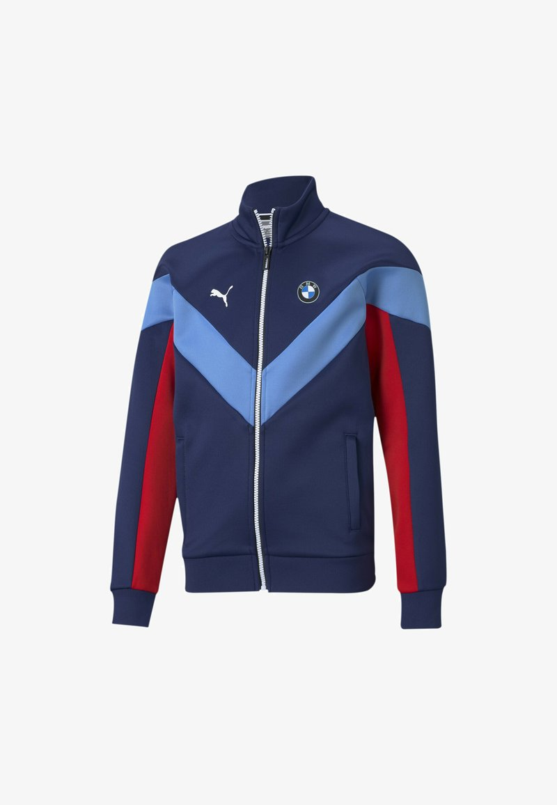 Puma - BMW M MOTORSPORT  - Training jacket - m colors