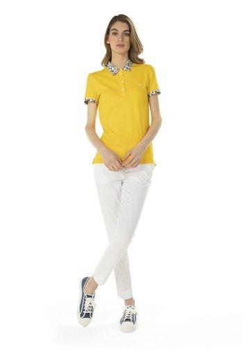 Polo shirt - giallo chiaro