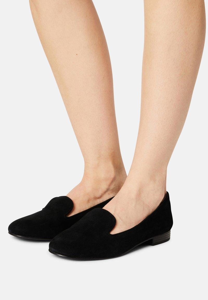 Esprit - HANNA  - Slip-ons - black
