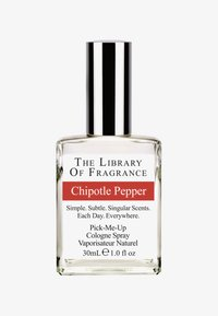 The Library of Fragrance - EAU DE COLOGNE - Eau de Cologne - chipotle pepper - 0