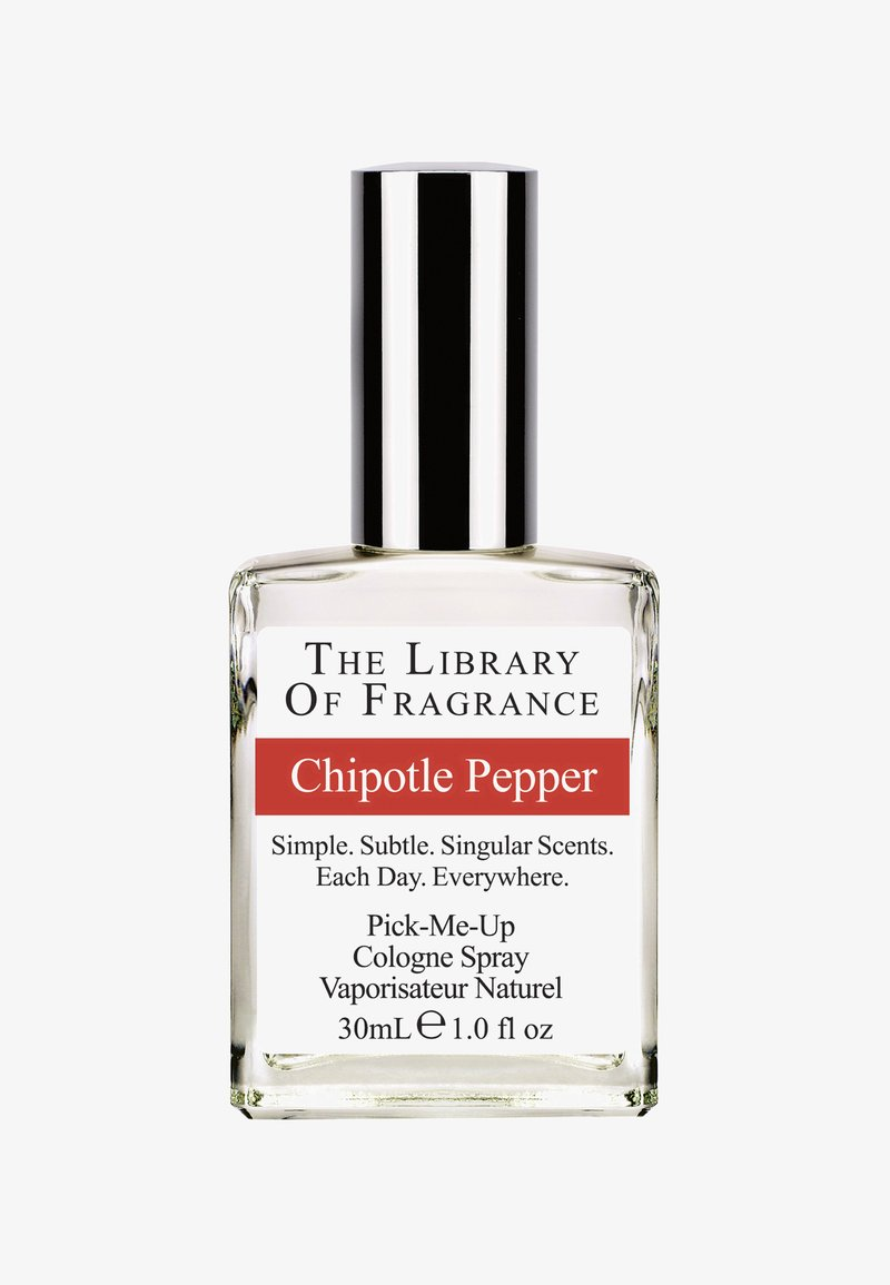 The Library of Fragrance - EAU DE COLOGNE - Eau de Cologne - chipotle pepper