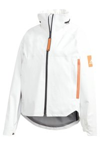 adidas Performance - MYSHELTER URBAN RAIN.RDY OUTDOOR - Waterproof jacket - white - 9