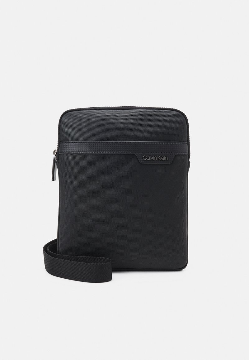 Calvin Klein - FLATPACK - Across body bag - black