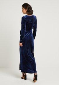 NA-KD - ZALANDO X NA-KD - Společenské šaty - midnight blue - 3