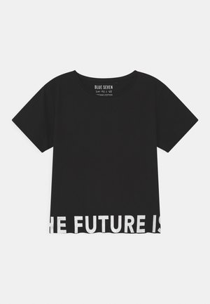 TEEN GIRL FUTURE - T-shirt print - schwarz