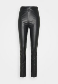 Patrizia Pepe - Leggings - Trousers - nero - 3