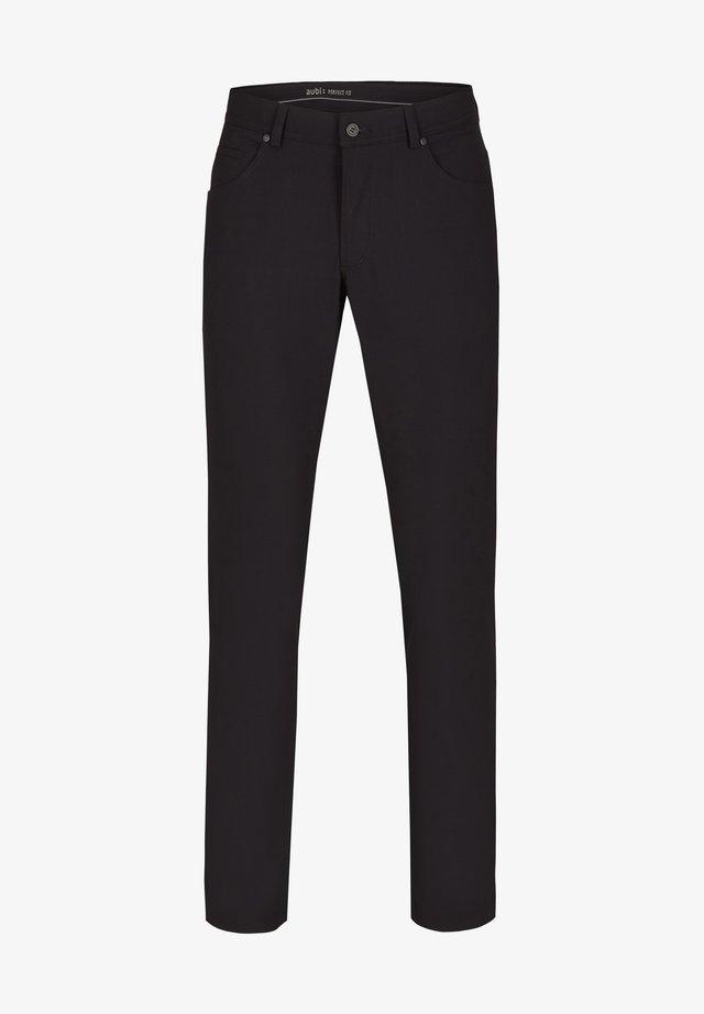CERAMICA - Suit trousers - schwarz