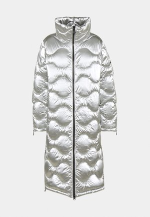 MILANO - Winter coat - print crocodile grey