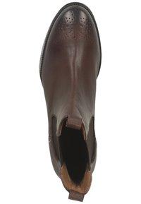 Sansibar Shoes - Nilkkurit - dunkelbraun 41 - 3