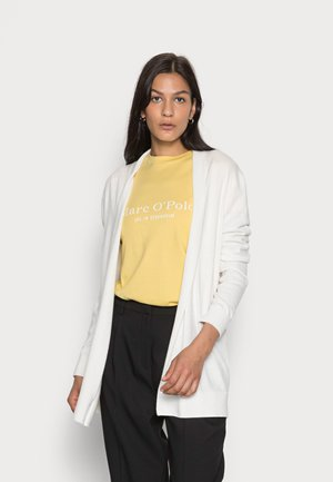 CARDIGAN OPEN FRONT - Cardigan - white sand
