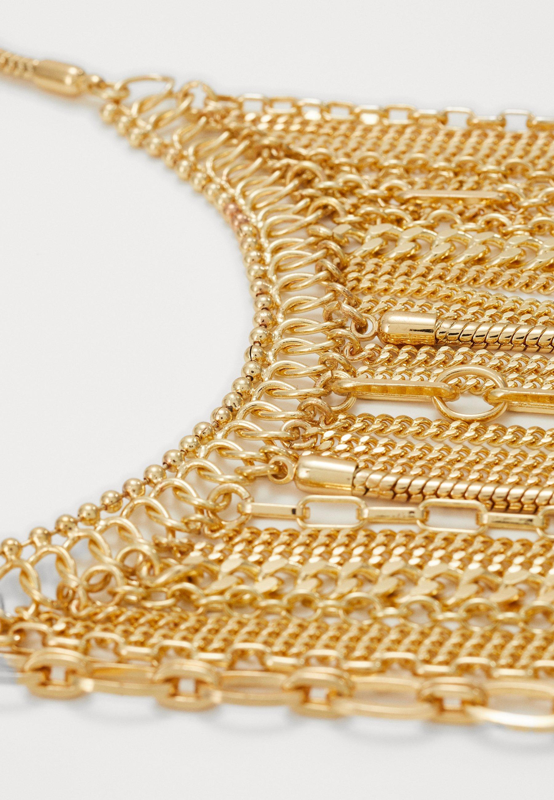 Radà Smykke - gold-coloured/gull Ca6Kctjw5BL8QJ7