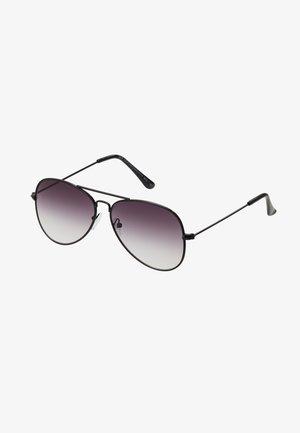 CORE AVIATOR - Gafas de sol - black