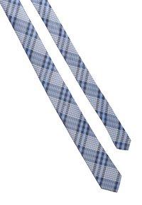 DRYKORN - TIE SLIM - Cravate - blue - 3
