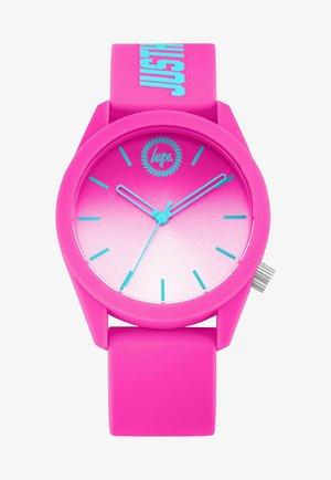 Watch - pink blue