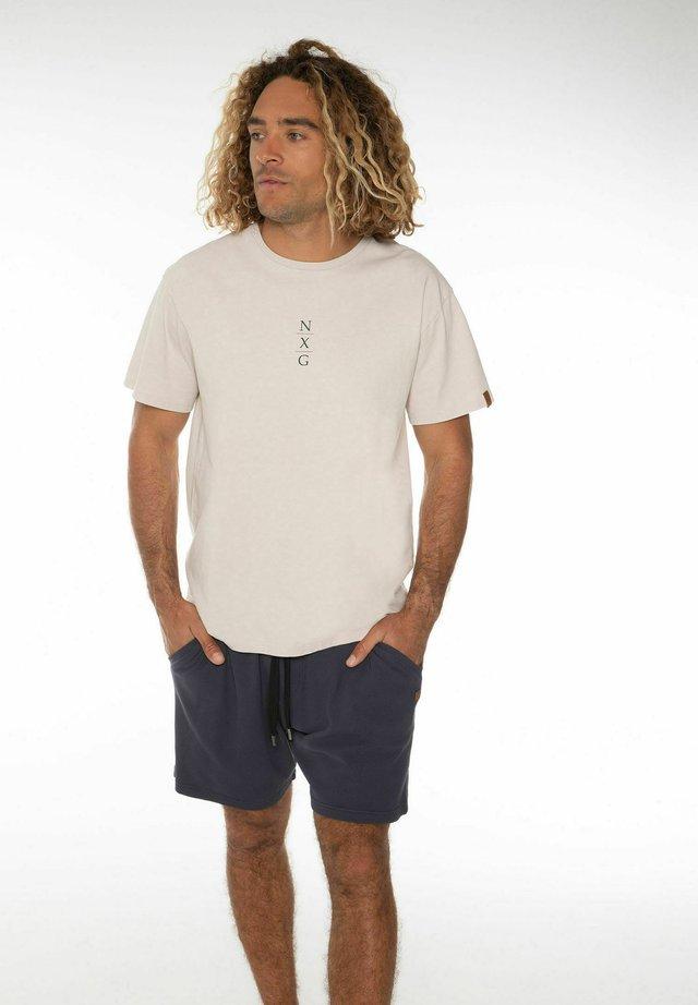 Shorts - oxford blue