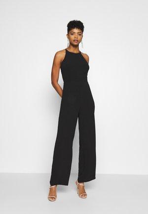 Overall / Jumpsuit - black