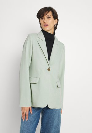 CALLAHAN TAILORED SINGLE BREASTED - Blazer - light green