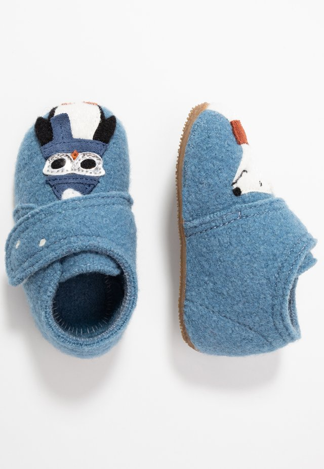EISBÄR PINGUIN - Slippers - blue mountain