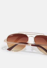 Jeepers Peepers - UNISEX - Lunettes de soleil - gold-coloured - 2
