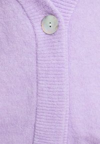 Monki - NALA CARDIGAN - Strickjacke - lilac/purple light - 2