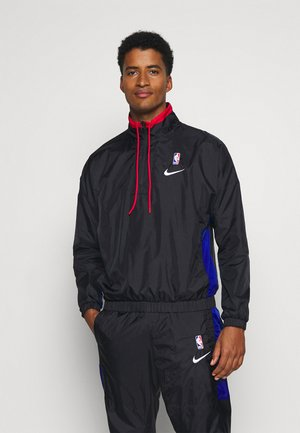 NBA CITY EDITION TRACKSUIT - Træningssæt - black/rush blue/university red