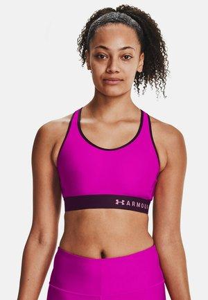 Medium support sports bra - meteor pink