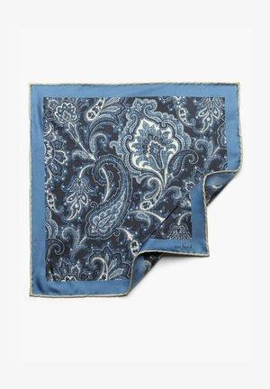 M-LEON - Pocket square - blau