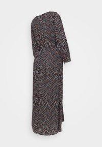 Pieces Maternity - PCMBRENNA ANKEL DRESS  - Vestido informal - maritime blue - 1
