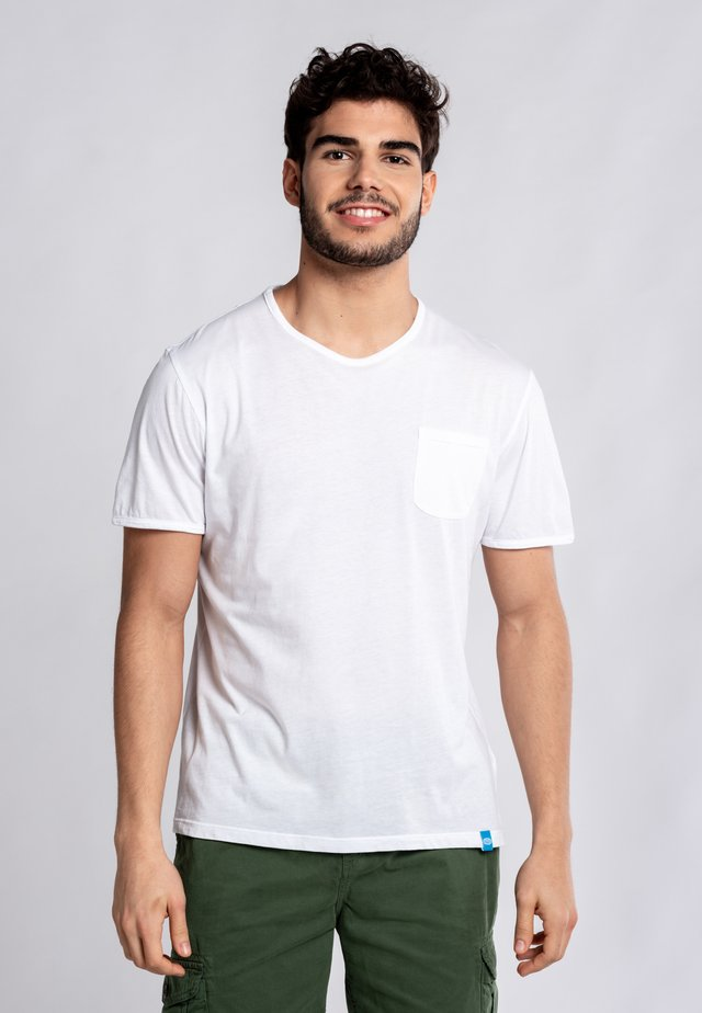 MARGARITA  - T-shirt basique - white