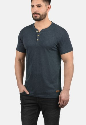 VOLKER - Jednoduché triko - ins blu m