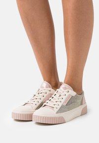 MICHAEL Michael Kors - OSCAR LACE UP - Trainers - withe/rainbow - 0