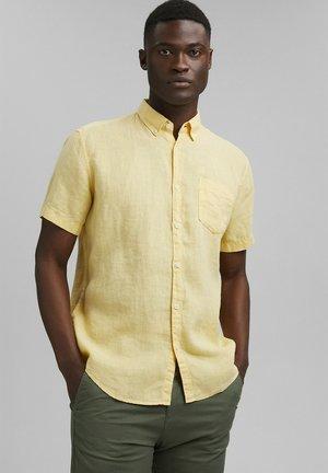 Shirt - light yellow