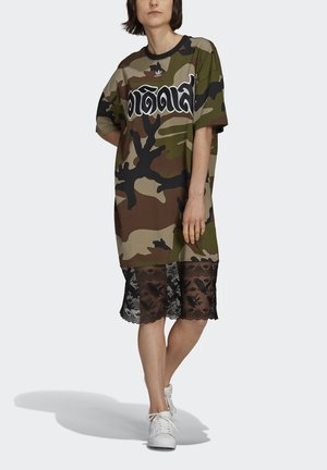 TEE DRESS - Jersey dress - multicolor