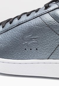 Lacoste - CARNABY EVO - Baskets basses - black/white - 2