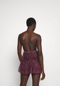 Women Secret - SHORT - Negligé - lilacs - 2