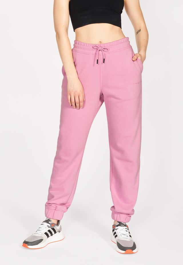 ESSENTIAL SWEATPANTS - Trainingsbroek - orchid smoke
