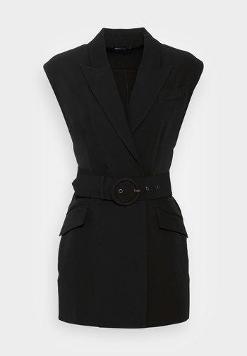 BIANCA DRESS - Vestito elegante - black