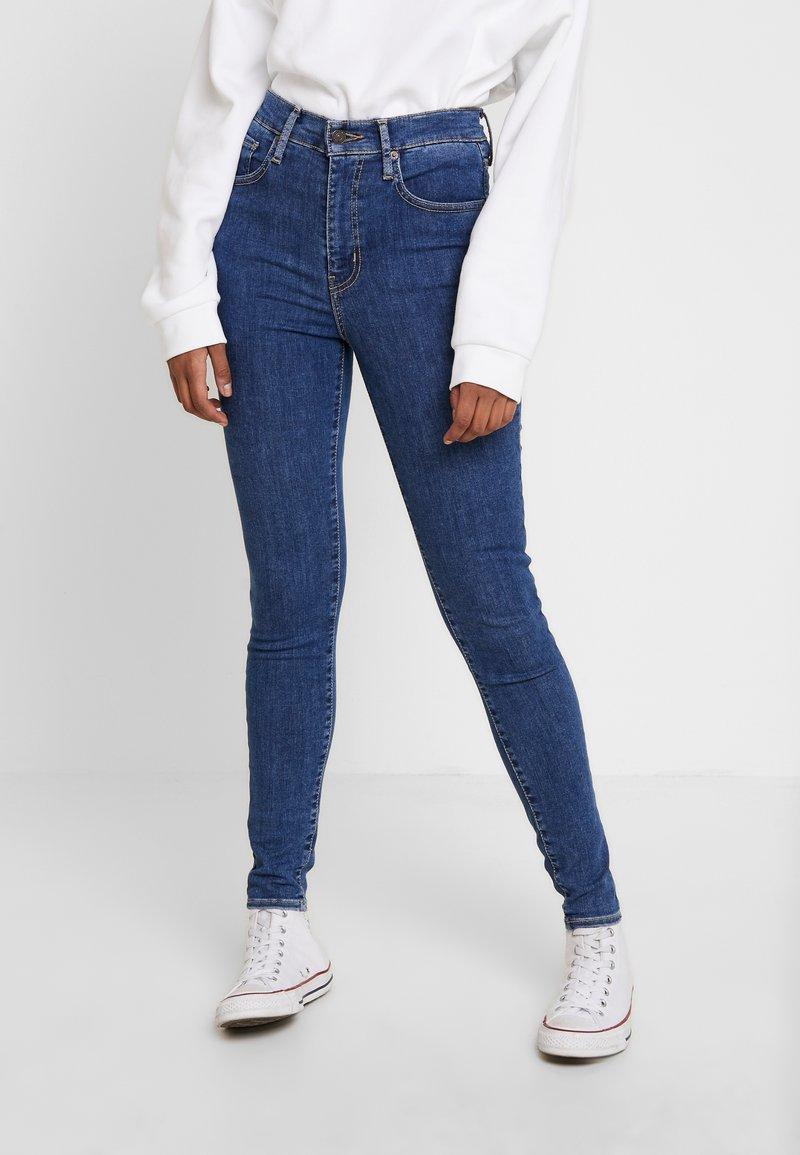 Levi's® - MILE HIGH SUPER SKINNY - Jeans Skinny - tempo so stoned