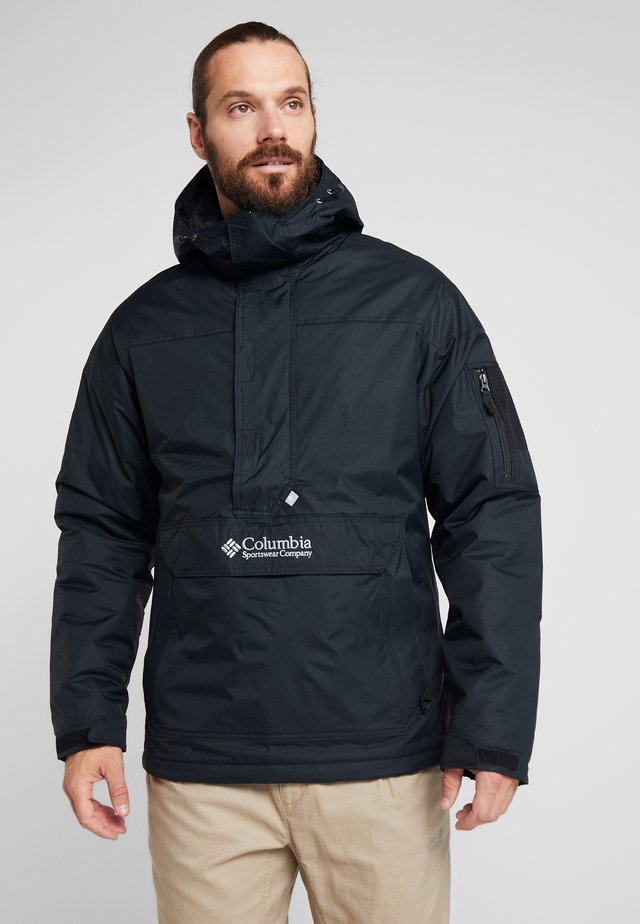 CHALLENGER - Winter jacket - black