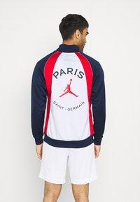 Nike Performance - PARIS ST. GERMAIN - Klubové oblečení - white/midnight navy - 2