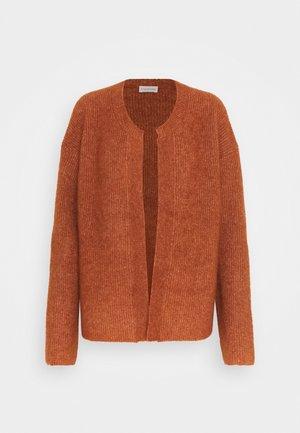 APIOS - Cardigan - rustic brown