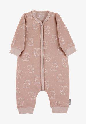 Baby's sleeping bag - rosa