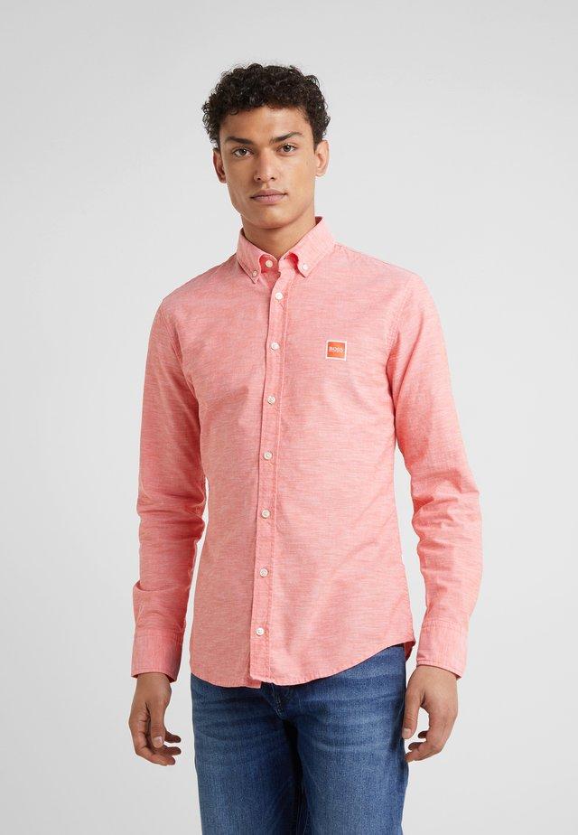 MABSOOT 10195830 04 - Shirt - open orange