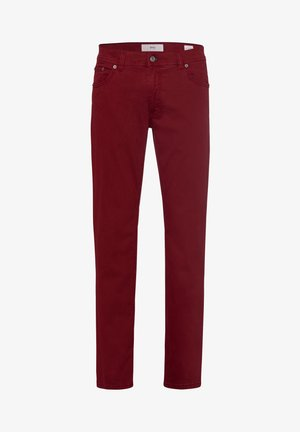 STYLE COOPER FANCY - Jeans a sigaretta - merlot