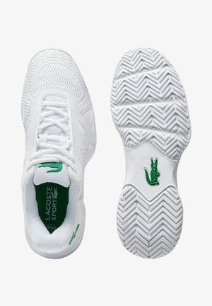 Trainers - wht blk