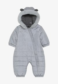 Name it - NBNMOI SUIT - Overall - grey melange - 3