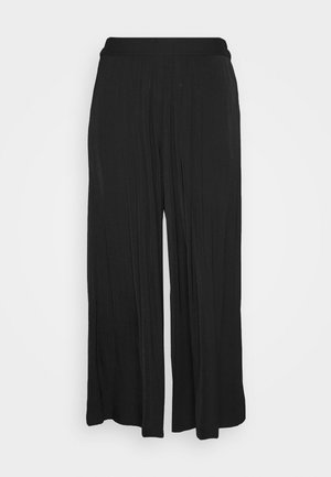 FRIEDAIW PANT - Broek - black