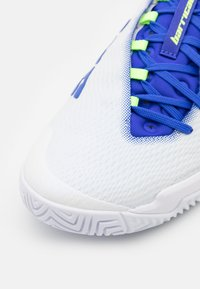 adidas Performance - BARRICADE - Multicourt tennis shoes - white - 5