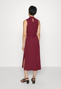 Expresso - HASSE - Jersey dress - berry - 2