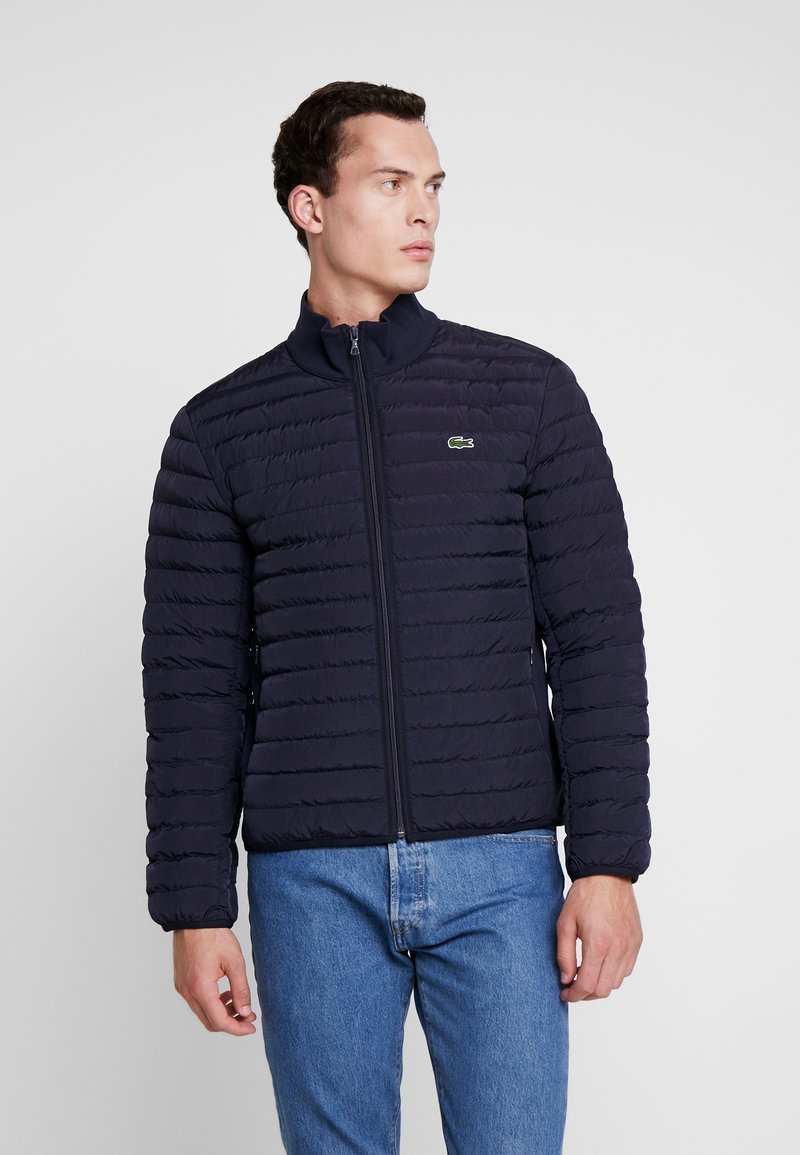 Lacoste - Light jacket - dark navy blue/sergeant